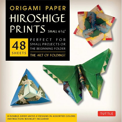 Origami Paper HIROSHIGE PRINTS - Small