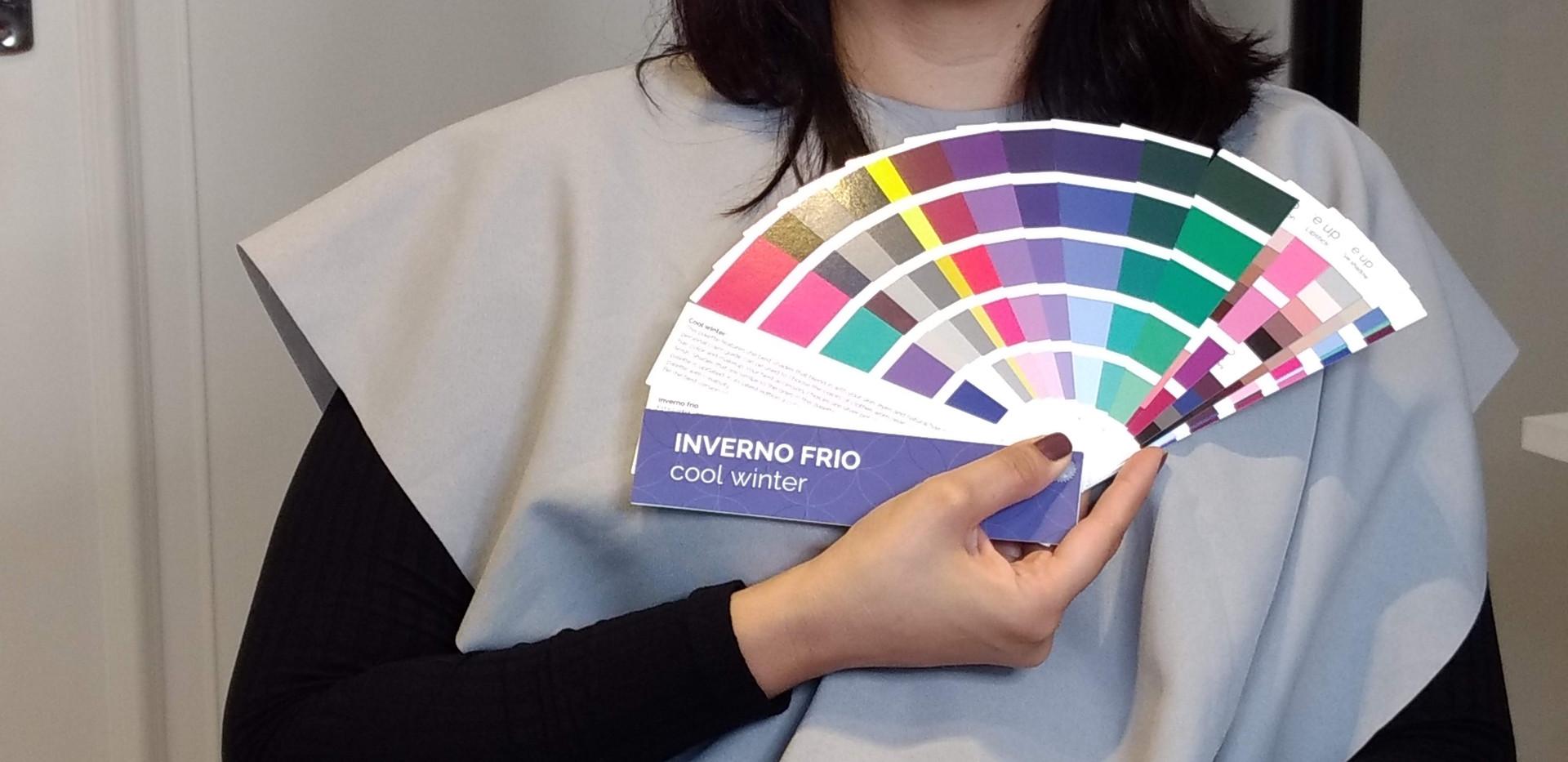Consultoria de cores - Raissa Fernandes