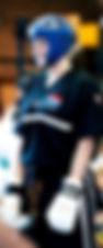 Diëtist Karate WAKO Myrthe Rebattu Amstelveen Amsterdam