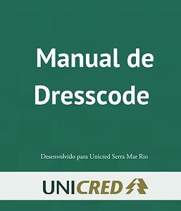 Criação de dresscode código de vestiment