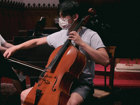 A Letter from Staff Cellist Dustin Seo: INTO THE NIGHT CONCERT