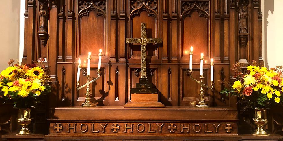 Holy Eucharist - INDOOR