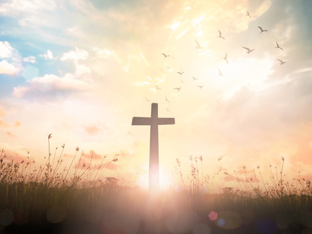 Letter from the Rector: ALLELUIA, CHRIST IS RISEN!
