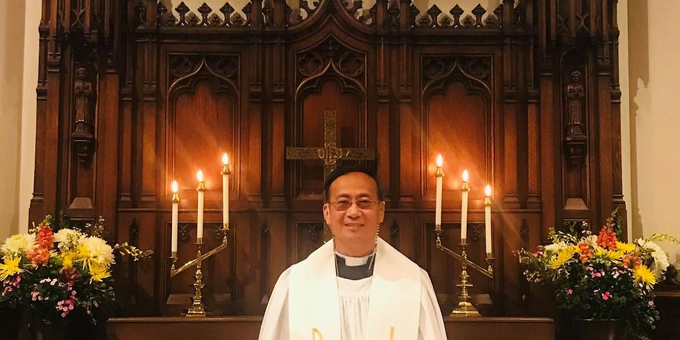 Mandarin Holy Eucharist - INDOOR & Live Stream