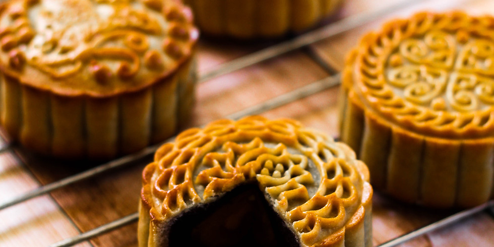Making Moon Cakes!