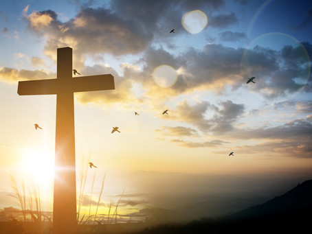 Letter from the Rector: Easter & Reopening