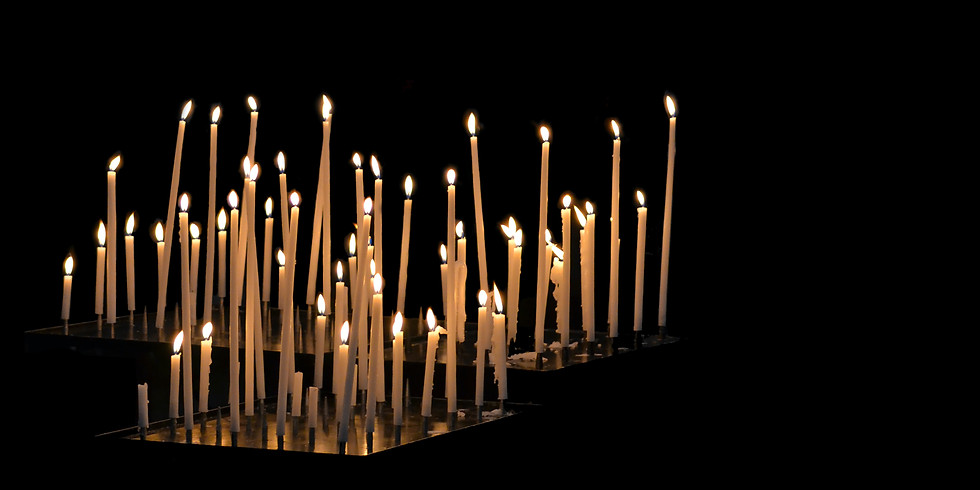 Holy Monday - Evening Prayer with EfM