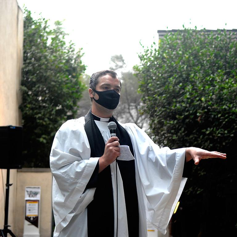 Outdoor Worship & Live Stream - Morning Prayer