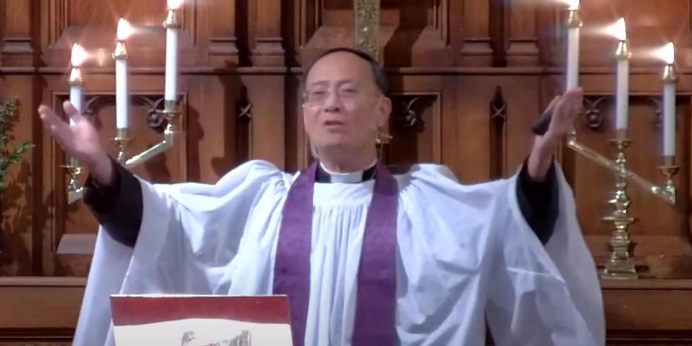 Mandarin Live Stream Worship - Morning Prayer