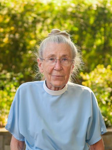 The Rev. Nancy Shier