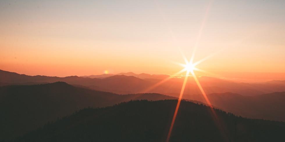Ash Wednesday Sunrise Morning Prayer
