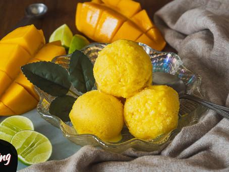 Mango Eiscreme