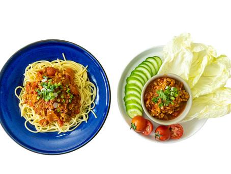 Nam Prik Ong - Chili-Tomaten-Dip