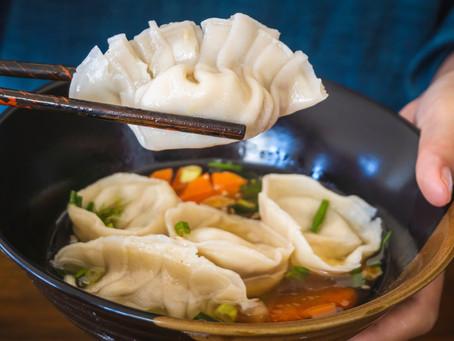 Keau Nam - Wantan Suppe