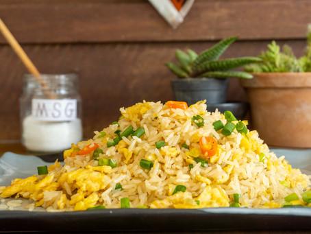 """Khao Pad Kai - gebratener Reis mit Ei, besser als """"Onkel Roger's"""" Rezept?"""