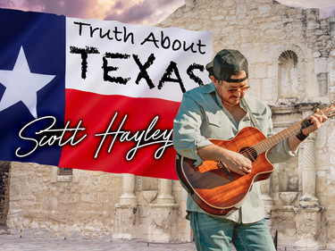 Truth About Texas Cover
