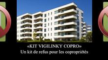 """""""KIT VIGILINKY"""" pour Copropriétés"""