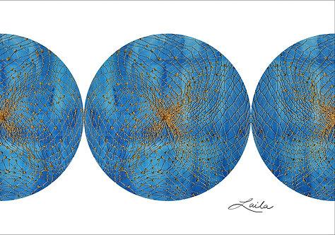 Net 2 (triptych)