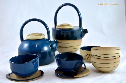 Ensemble thé
