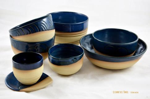 Ensemble - collection bleue