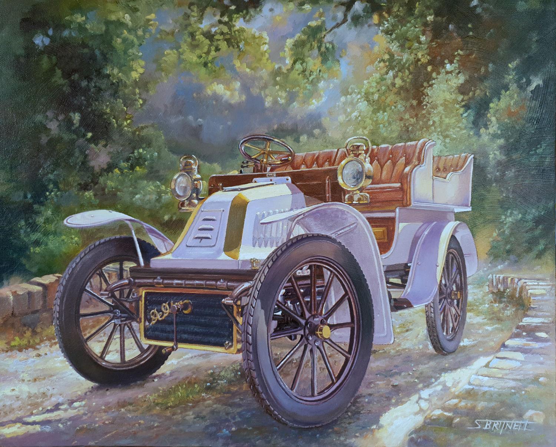De Dion Bouton 1906