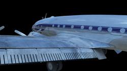 Wing, 'fowler flap' detailing