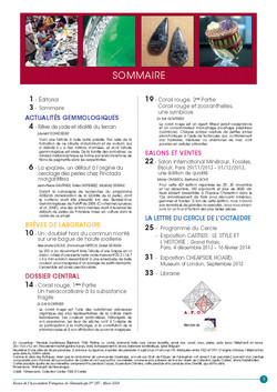 Sommaire n°187