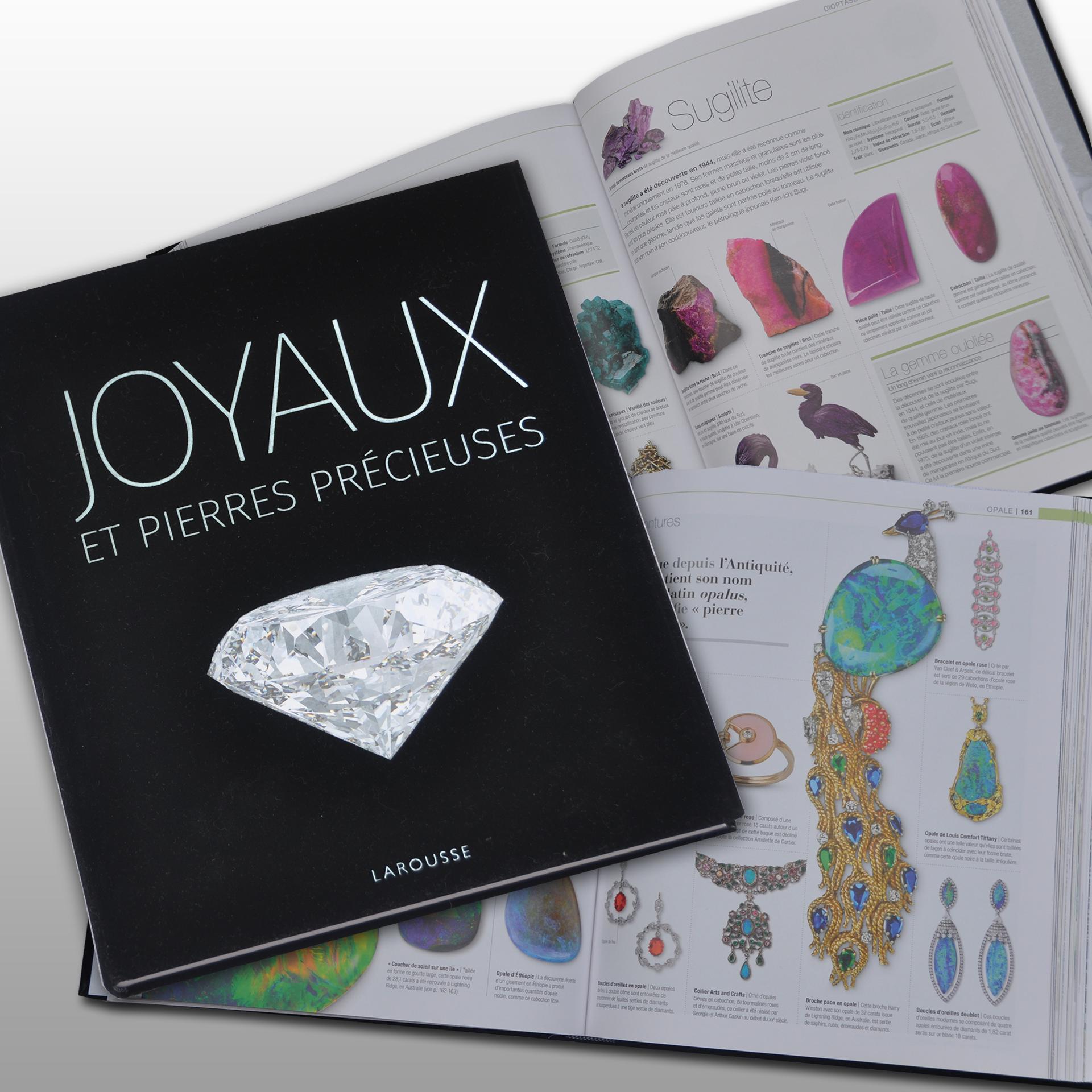 Joyaux et P.Précieuses 34,95€
