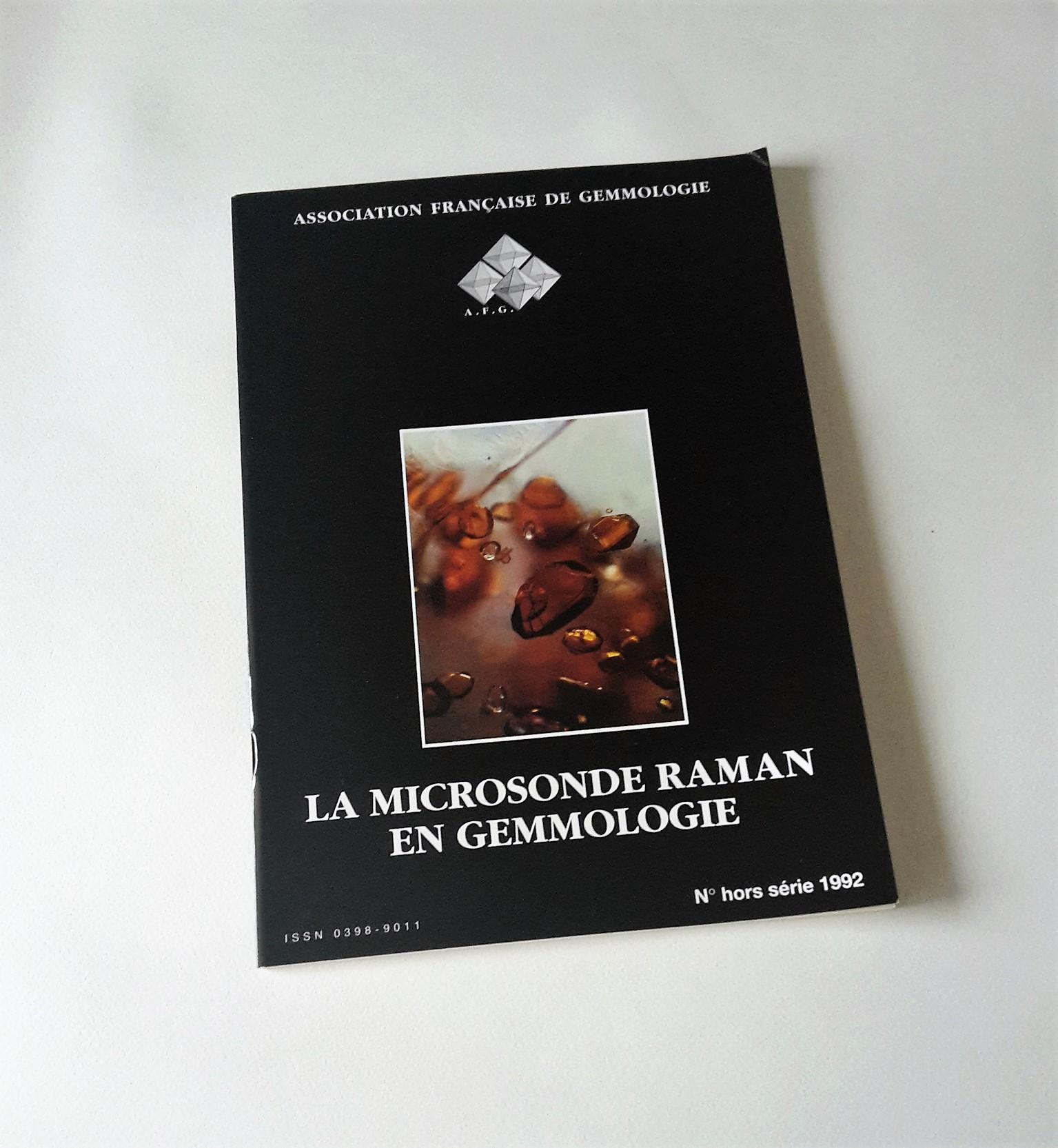 Microsonde  Raman:5€