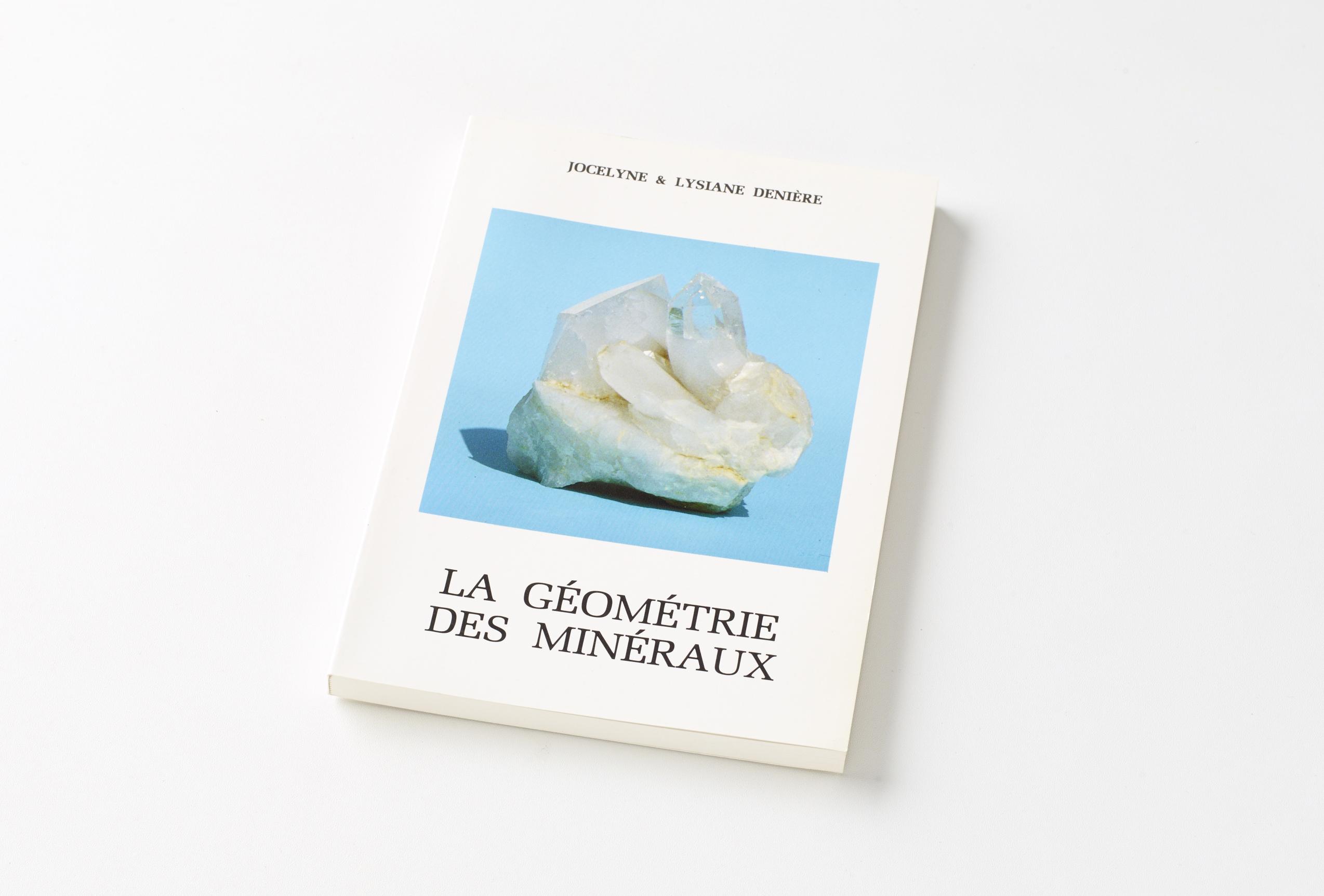 La géometrie des minéraux 16,50€