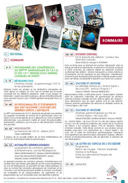 Sommaire n°185
