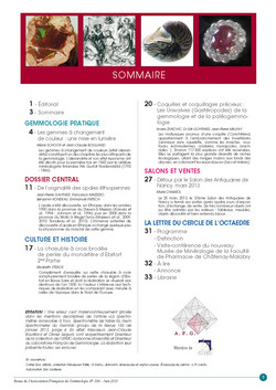 Sommaire n°184