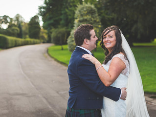 Celine and Brian's Autumnal Wedding