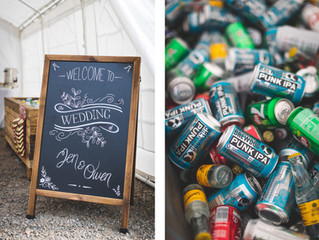 Jen and Owen's intimate Scottish Castle wedding!