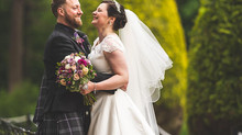 Rachel and John's Brig O Doon wedding