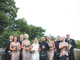 Kirsty ad Jordan's Lochside Wedding