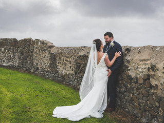 Catherine and Andrew's beautiful North Coast wedding