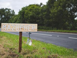 Mazopher's Loch Lomond wedding