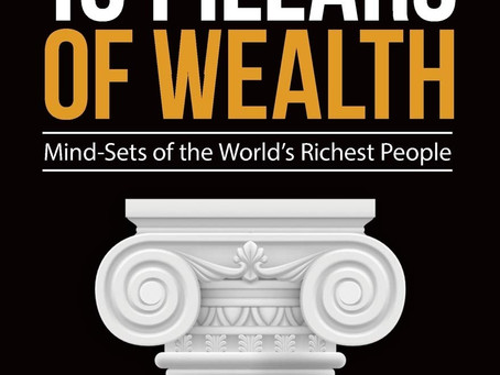 The 10 Pillars of Wealth - Book Review