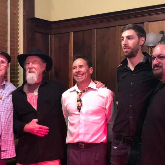 Rusty Zinn, Brad White, Billy Watson, Kedar Roy