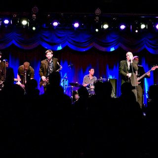 The Pietasters live at Brooklyn Bowl