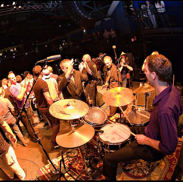 The Pietasters at the 9:30 Club
