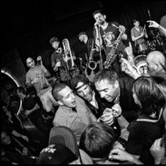The Pietasters live in Providence, RI