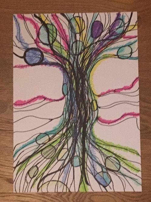 Stift - Papier - Farben II