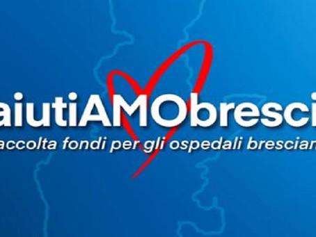 Dona ora! #AiutiAMOBrescia...
