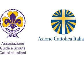 Azione Cattolica e AGESCI insieme per il Patto educativo globale + Pentecoste