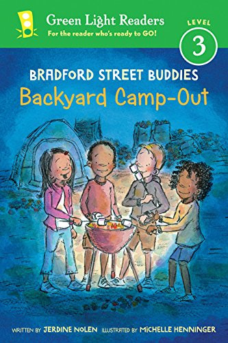 Bradford Street Buddies Backyard Camp-Out