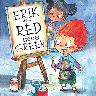 Vision - Erik the Red Sees Green - A Sto