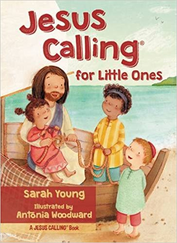 Christianity - Jesus Calling for Little