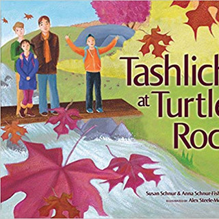 Judaism - Rosh Hashanah - Tashlich at Tu